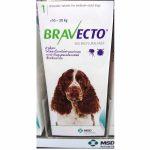 Bravecto สุนัข 10-20 กก. ยากิน 3 เดือน กำจัดเห็บ ขี้เรื้อน